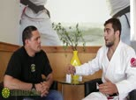 Luiz Panza Foot Locks and 50/50 Guard 1 - Interview Part 1