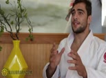 Luiz Panza Foot Locks and 50/50 Guard 2 - Interview Part 2