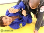 Lucas Leite Half Guard and Back Attacks 10 - Half Guard Sweep Counter to the Knee Slide Pass