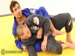 Lucas Leite Half Guard and Back Attacks 14 - Back Take and Choke from Turtle