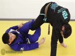 Michael Liera Jr. De La Riva Guard 9 - De La Riva to Modified X-Guard Sweep on the Far Leg