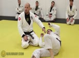 Inside the University 320 - Reverse Half Guard Pass with Back Step then Mount