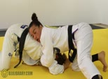 Leticia Ribeiro Series 10 - Side Control Escape to Guillotine