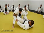 Inside the University 481 - Omoplata from Lasso Guard with Cross Collar Grip