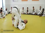 Inside the University 495 - Single Leg X-Guard Sweep to Foot Lock