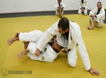 Inside the University 616 - Push-Pull Off Balance to Deep Half Guard Sweep