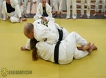 Inside the University 668 - Hannette Staack - Half Guard Sweep