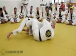 Inside the University 708 - Reverse Armbar from Butterfly Guard