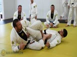 Inside the University 754 - 50/50 Guard Setup to Straight Foot Lock