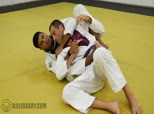 Inside the University 820 - One-Armed Rear Naked Choke and Inverted Triangle