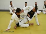 Inside the University 833 - Chair Sweep to Armbar
