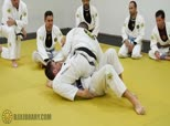 Inside the University 867 - Proper Weight Distribution When Attacking the Armbar
